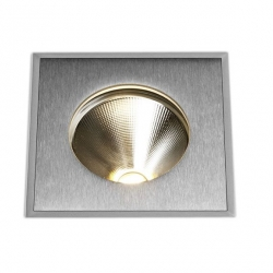Mito square recessed - 230 Vac