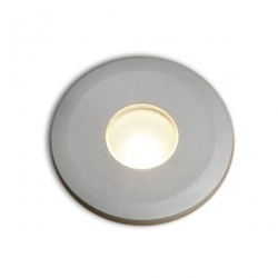 Noa round stainless steel