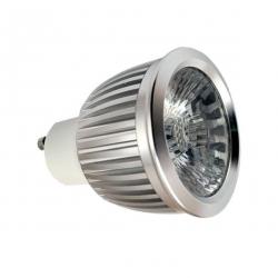 Led lamp AC GU 10 7w