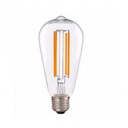 Filament bulb ST64 - clear