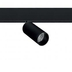 48V tracklight 8w - black