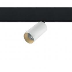 48V tracklight 8w - white