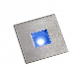 Noa square stainless steel