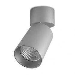 Plafo 15 - orientable - Grey