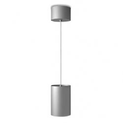 Plafo 15 - pendant - grey