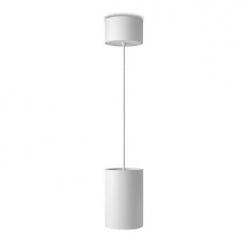 Plafo 15 - pendant - white