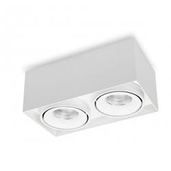 Plafo 9 - white